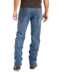 Wrangler 20X Men's Admiral Blue Relaxed Competition Boot Jeans  , Blue, hi-res