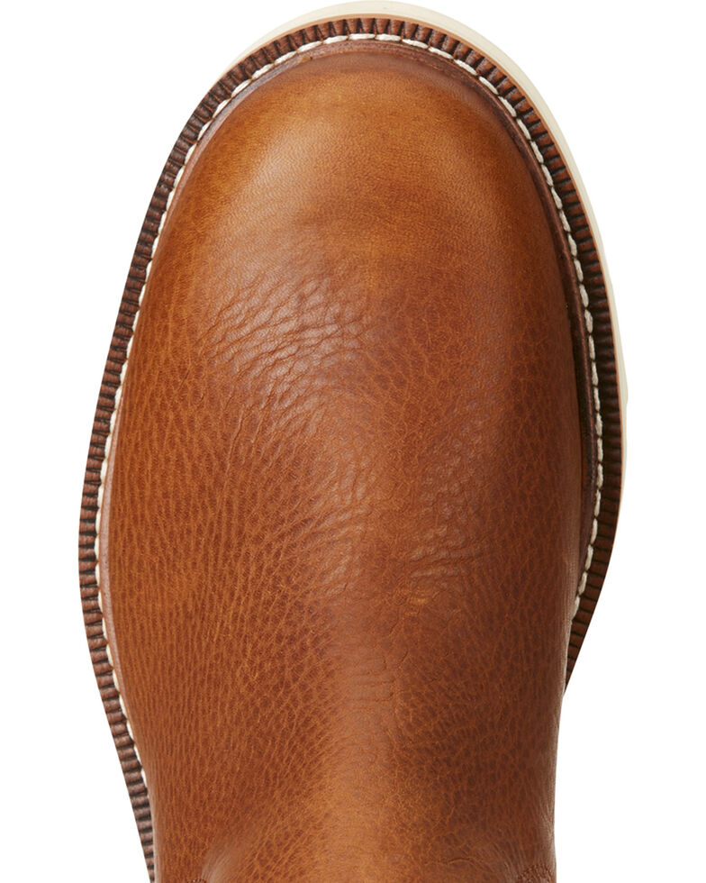 Ariat Men's Recon Golden Grizzly Mid Boots - Round Toe, Brown, hi-res