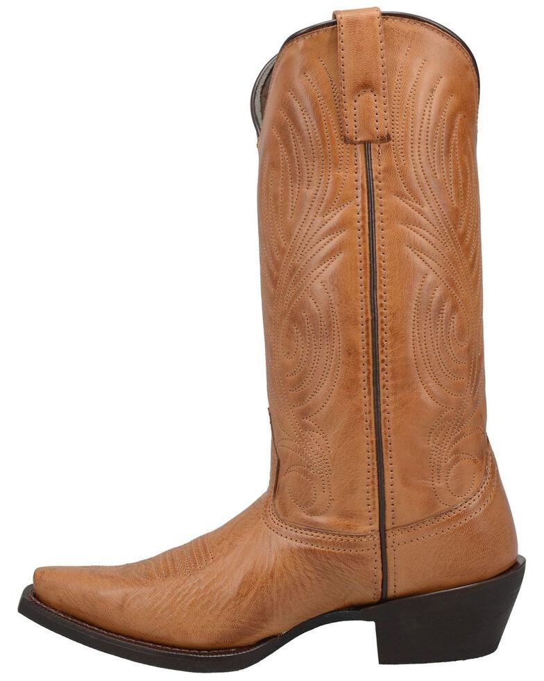Laredo Women's #TBT Western Boots - Snip Toe, Tan, hi-res