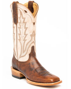 Idyllwind Women's Rodeo Western Boots - Wide Square Toe, Brown, hi-res