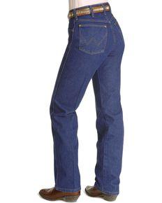 """Wrangler jeans - 13MWZ original - 32"""", 34"""", 36"""", Indigo, hi-res"""