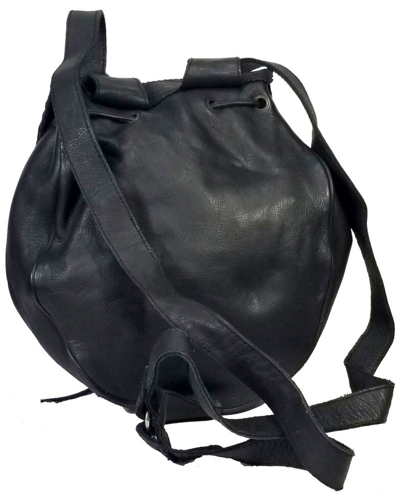 Kobler Leather Women's Coby Backpack, Black, hi-res