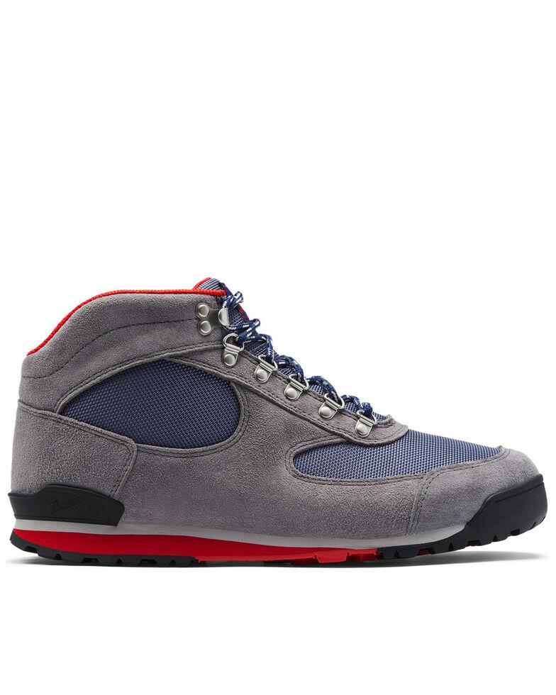 Danner Men's Jag Grey Hiking Boots - Soft Toe, Grey, hi-res