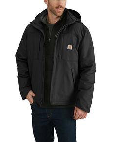 Carhartt Men's Full Swing Cryder Work Jacket - Tall , Black, hi-res