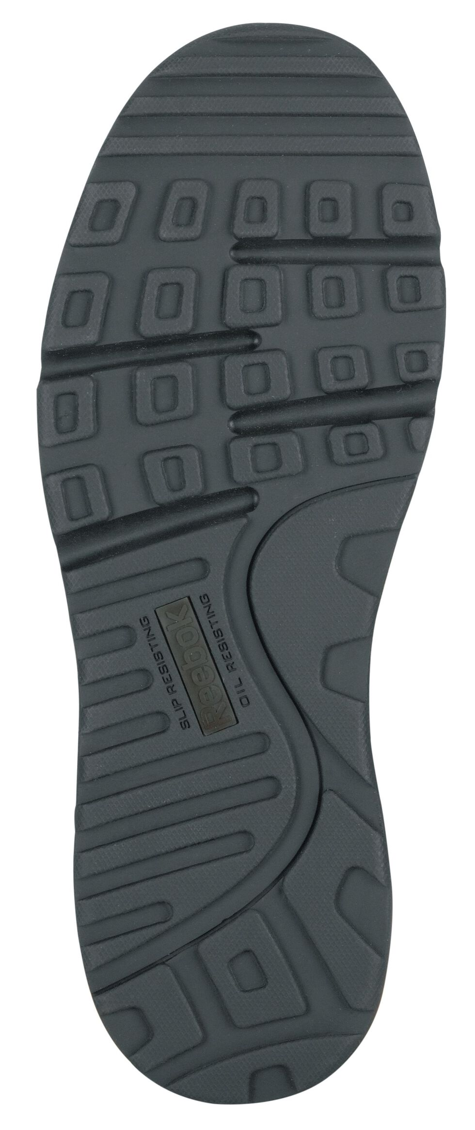 Reebok Men's Beviad Jogger Work Shoes - Composite Toe, Blue, hi-res