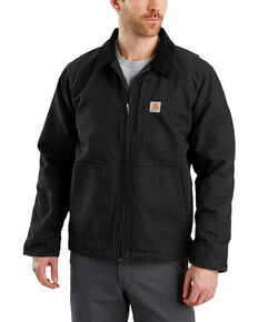 Carhartt Men's Full Swing Armstrong Jacket - Big & Tall , Black, hi-res