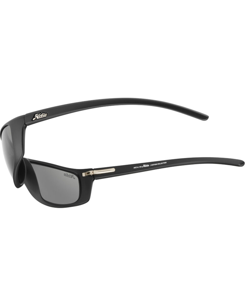 d96bc4528b Hobie Men s Satin Black Polarized Cabo Sunglasses - Country Outfitter