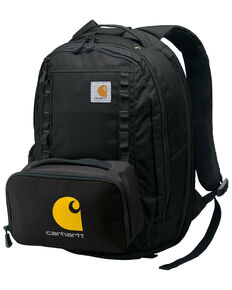 Carhartt Medium Backpack Cooler, Black, hi-res