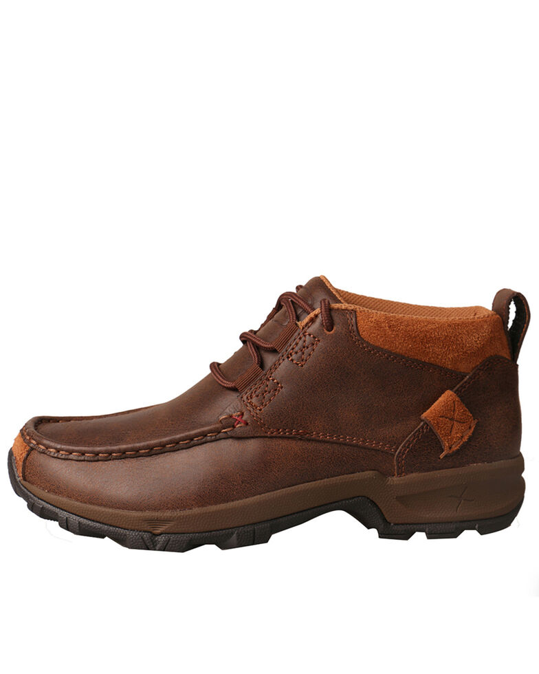 Twisted X Women's Chukka Hiker, Brown, hi-res