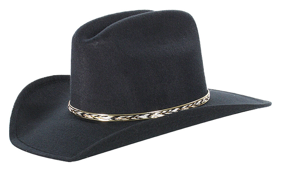 Cody James Boys  Metal Band Cowboy Hat - Country Outfitter a8de28c8e64