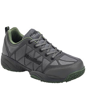 Nautilus Men's Lightweight Athletic Work Shoes - Composite Toe, Grey, hi-res