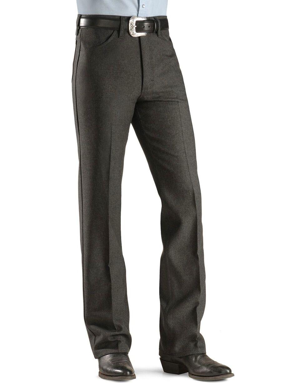 Wrangler Wrancher Dress Jeans - Big, Hthr Charcoal, hi-res
