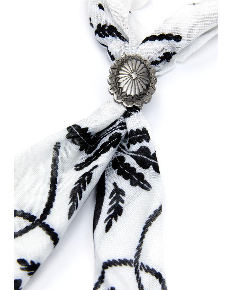 Idyllwind Women's Cream From The West Bandana Necklace, Cream, hi-res