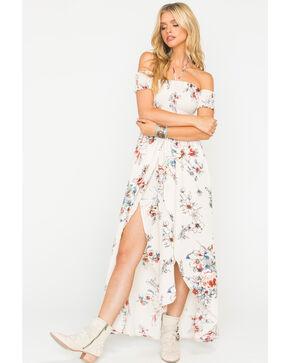 Sage the Label Women's Natural Eden Dress, Natural, hi-res