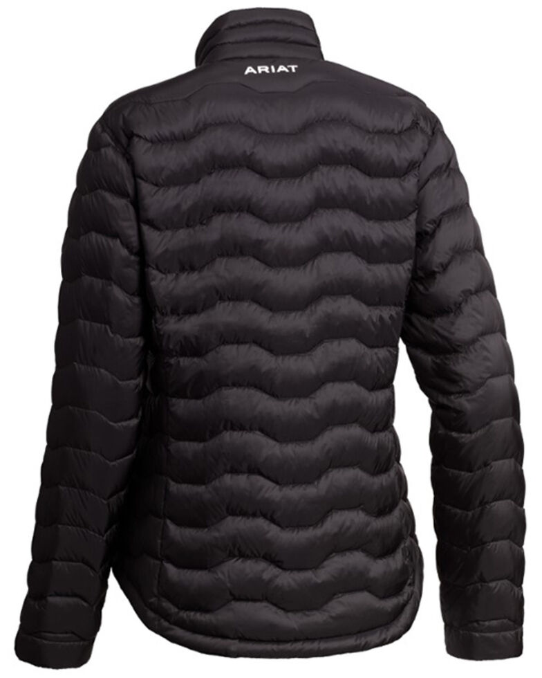 Ariat Women's Black Ideal 3.0 Down Jacket , Black, hi-res