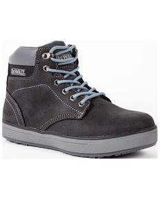 DeWalt Women's Plasma Work Boots - Steel Toe, Black, hi-res