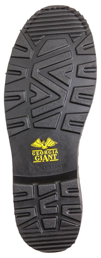 "Georgia Boots Women's 6"" Giant Work Boots - Steel Toe, Brown, hi-res"