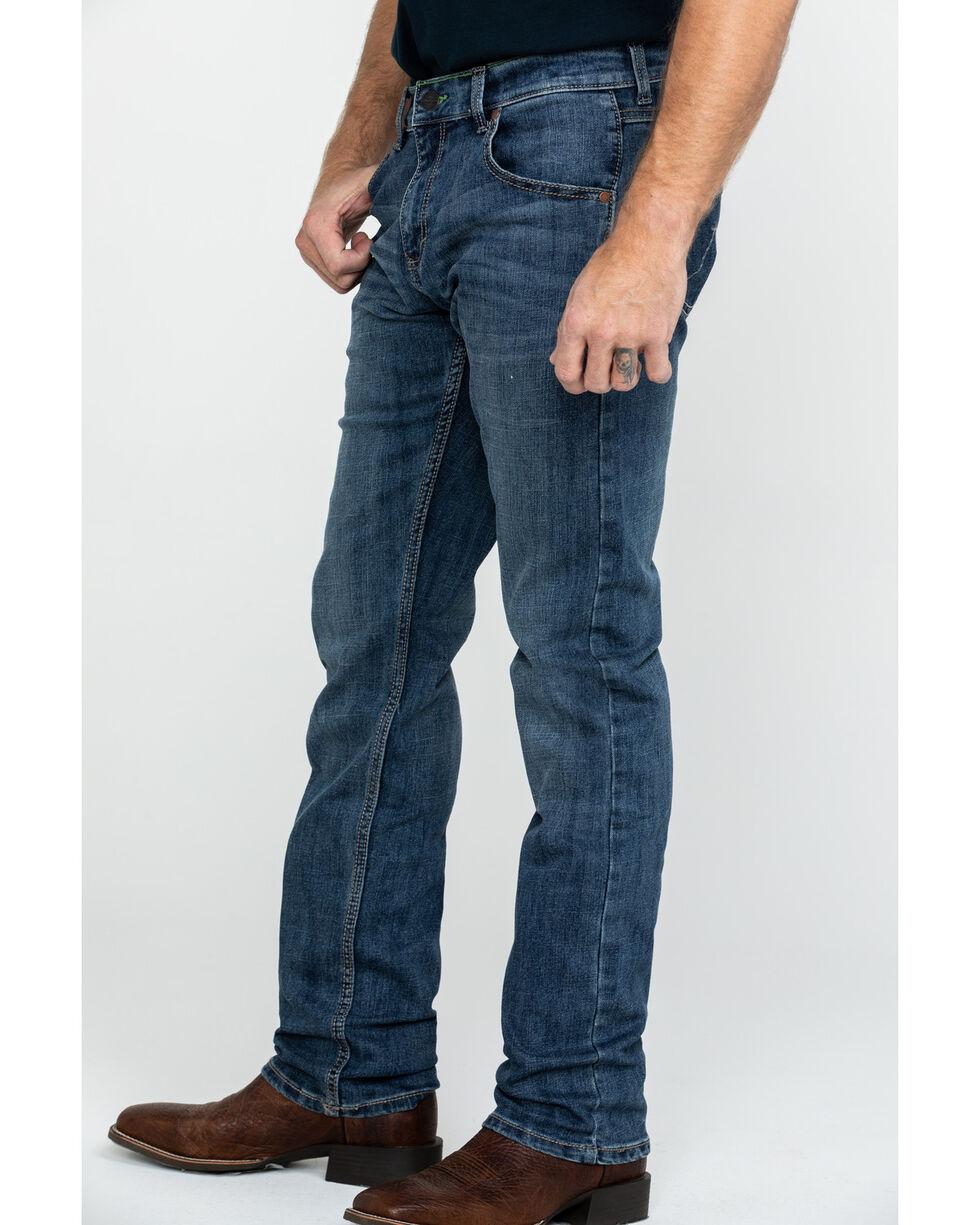 Wrangler Retro Men's Medium Stretch Boot Jeans , Blue, hi-res