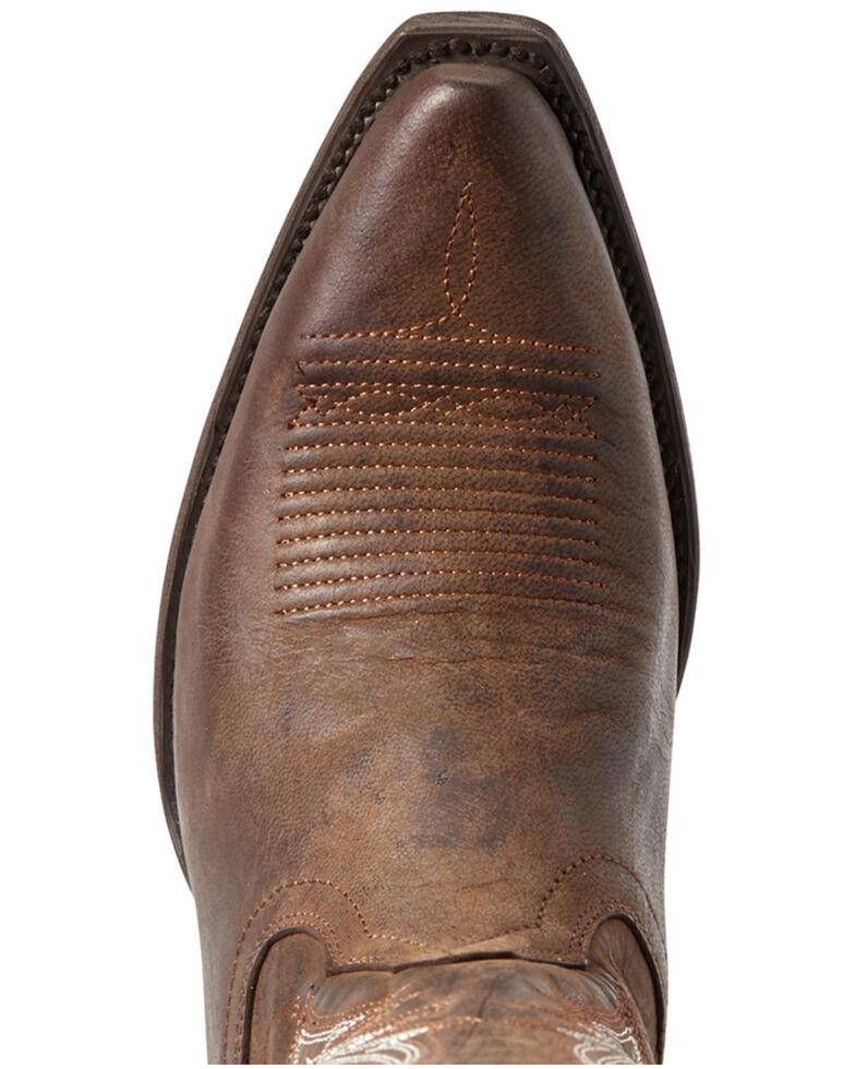 Ariat Women's Tailgate Rust Western Boots - Snip Toe, Brown, hi-res