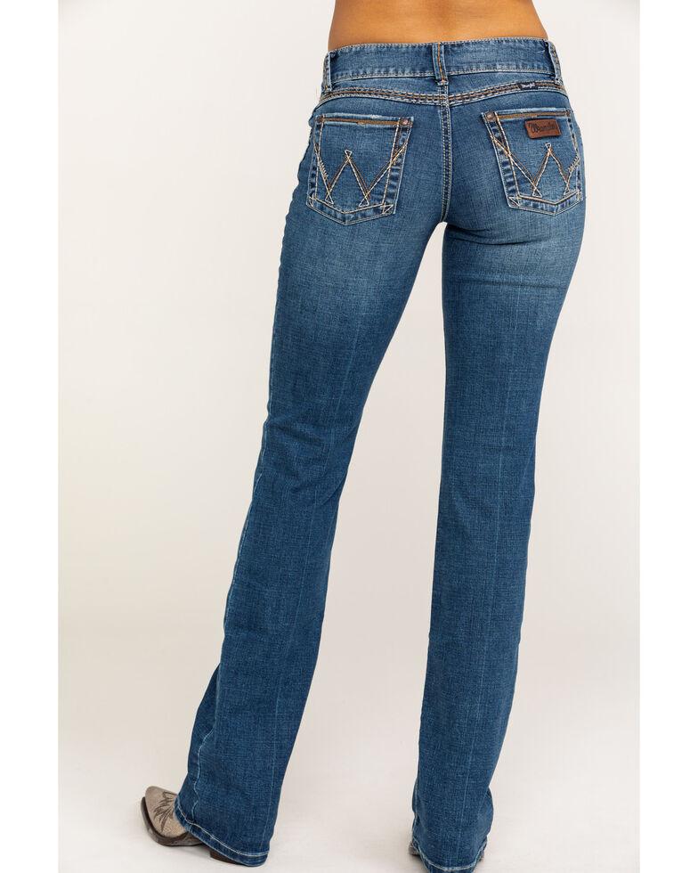 ec108f901d Wrangler Retro Women s Sadie Cheyenne Low Rise Boot Jeans - Country ...