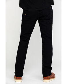 Ariat Men's Black Rebar M4 Made Tough Durastretch Straight Leg Work Pants - Big , Black, hi-res