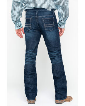 Cinch Men's Ian Slim Fit Boot Cut Jeans, Indigo, hi-res