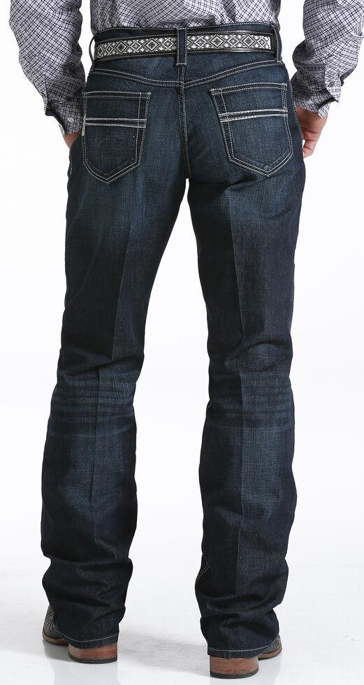 Cinch Men's Carter 2.4 Relaxed Performance Jeans - Boot Cut , Indigo, hi-res