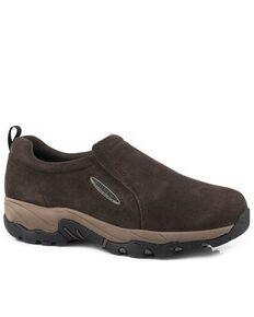 Roper Men's Air Light Shoes, Brown, hi-res