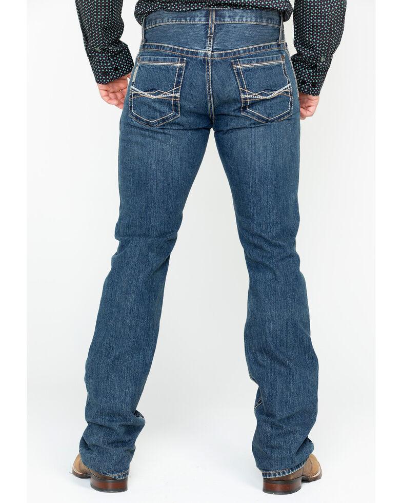 Cinch Men's Ian Slim Fit Boot Cut Jeans , Indigo, hi-res