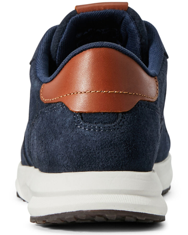 Ariat Women's Navy Fuse Shoes, Navy, hi-res