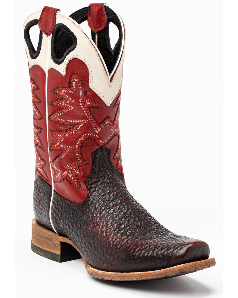 Cody James Men's Macho Talon Western Boots - Narrow Square Toe, Coffee, hi-res