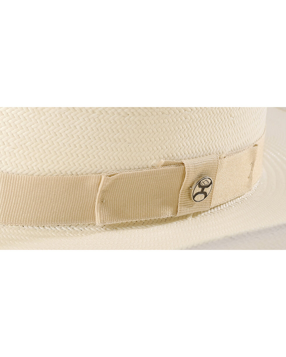 Hooey by Resistol Men's Natural Santa Fe Straw Cowboy Hat , Natural, hi-res
