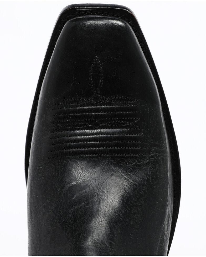 Moonshine Spirit Men's Mad Cat Western Boots - Narrow Square Toe, Black, hi-res