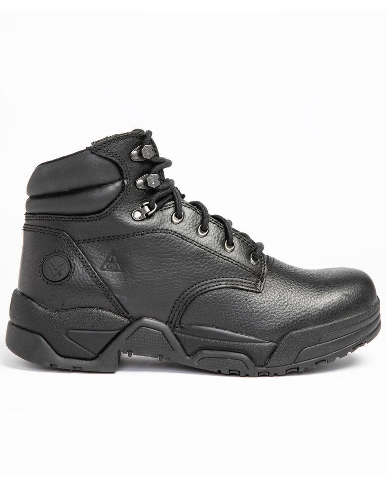 Hawx Men's Enforcer Work Boots - Soft Toe, Black, hi-res