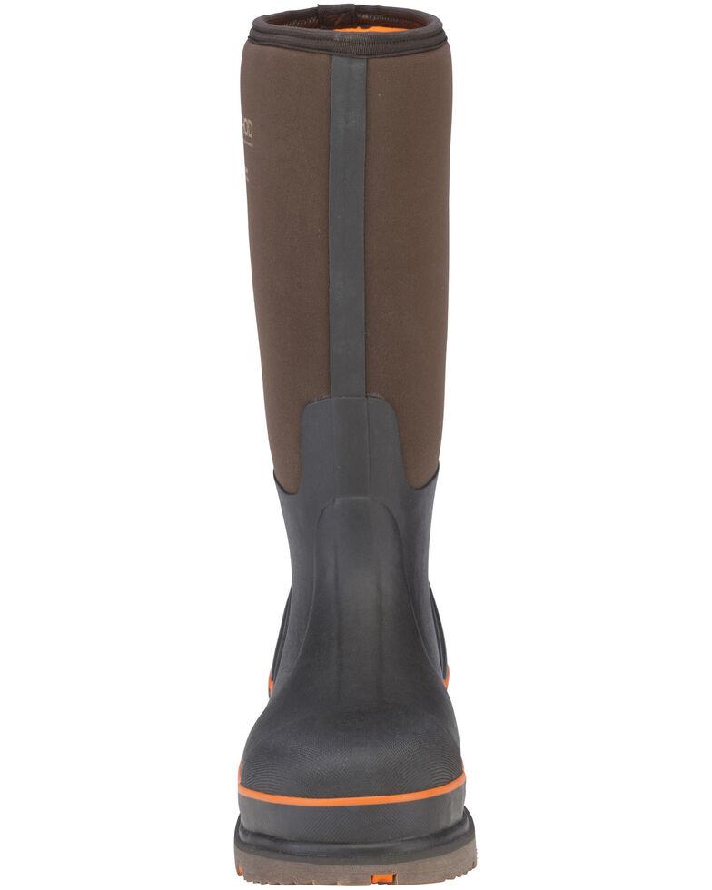 Dryshod Men's Steel Toe Cool Clad Boots, Brown, hi-res