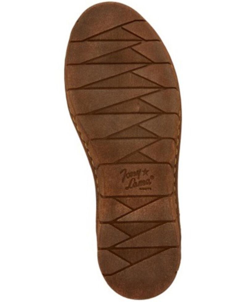 Tony Lama Women's Dezi Sunset Boots - Square Toe, Brown, hi-res
