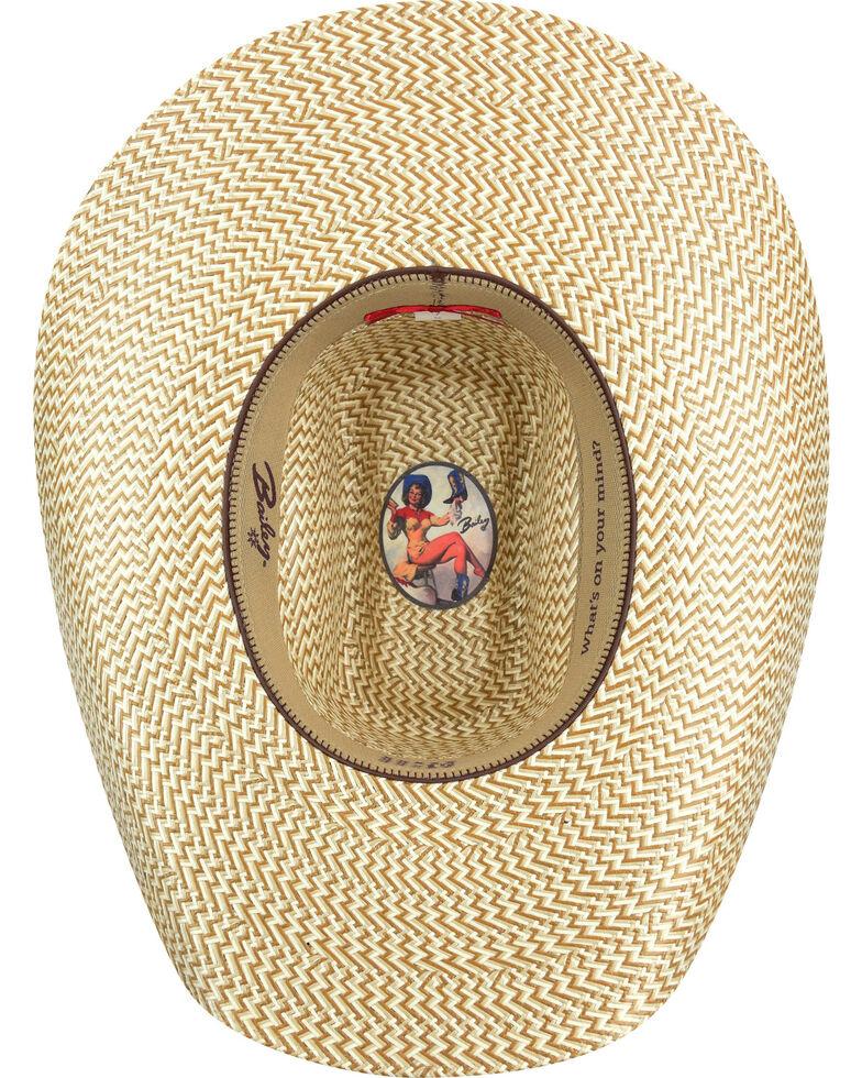 Bailey Men's Rayder 15X Straw Cowboy Hat, Multi, hi-res