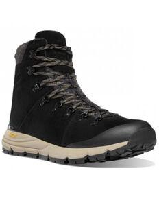 Danner Men's Arctic 600 Waterproof Hiker Boots - Soft Toe, Black/brown, hi-res