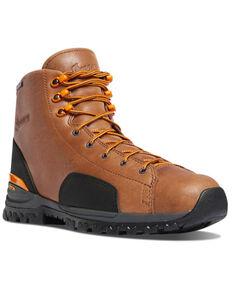 LaCrosse Men's Stronghold Work Boots - Soft Toe, Brown, hi-res