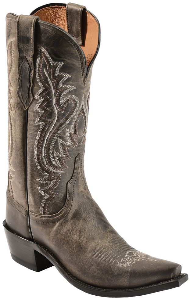 e80d1cbd2ac Lucchese 1883 Madras Goat Cowgirl Boots - Snip Toe