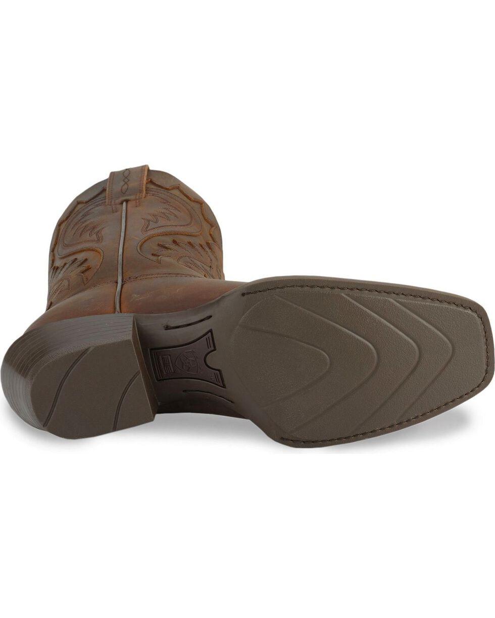 Ariat Legend Phoenix Cowboy Boots - Square Toe, Toast, hi-res