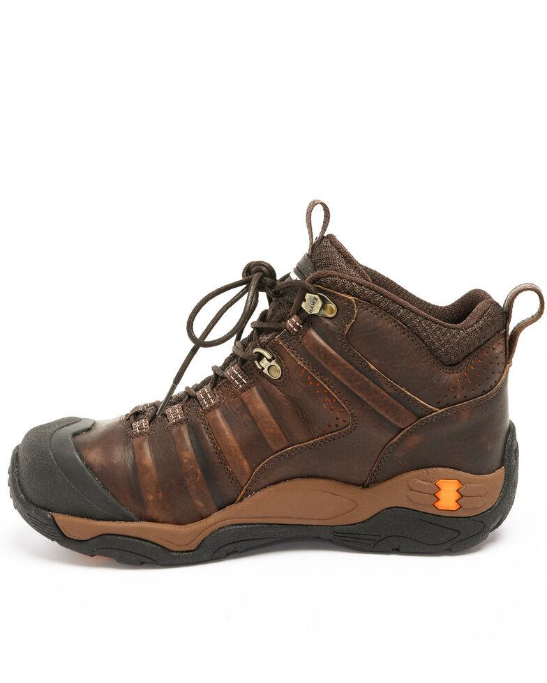 Hawx® Men's Axis Waterproof Hiker Boots - Composite Toe, Brown, hi-res