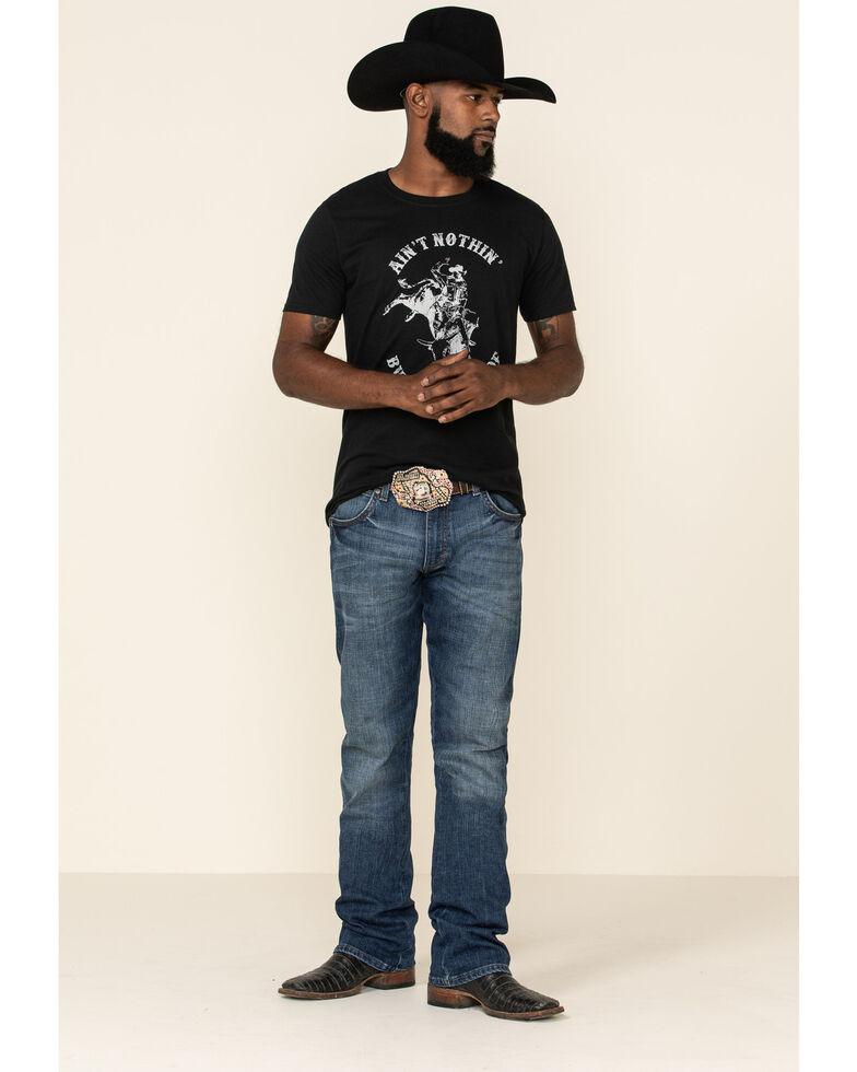 Cowboy Hardware Men's Good Ride Graphic T-Shirt , Black, hi-res