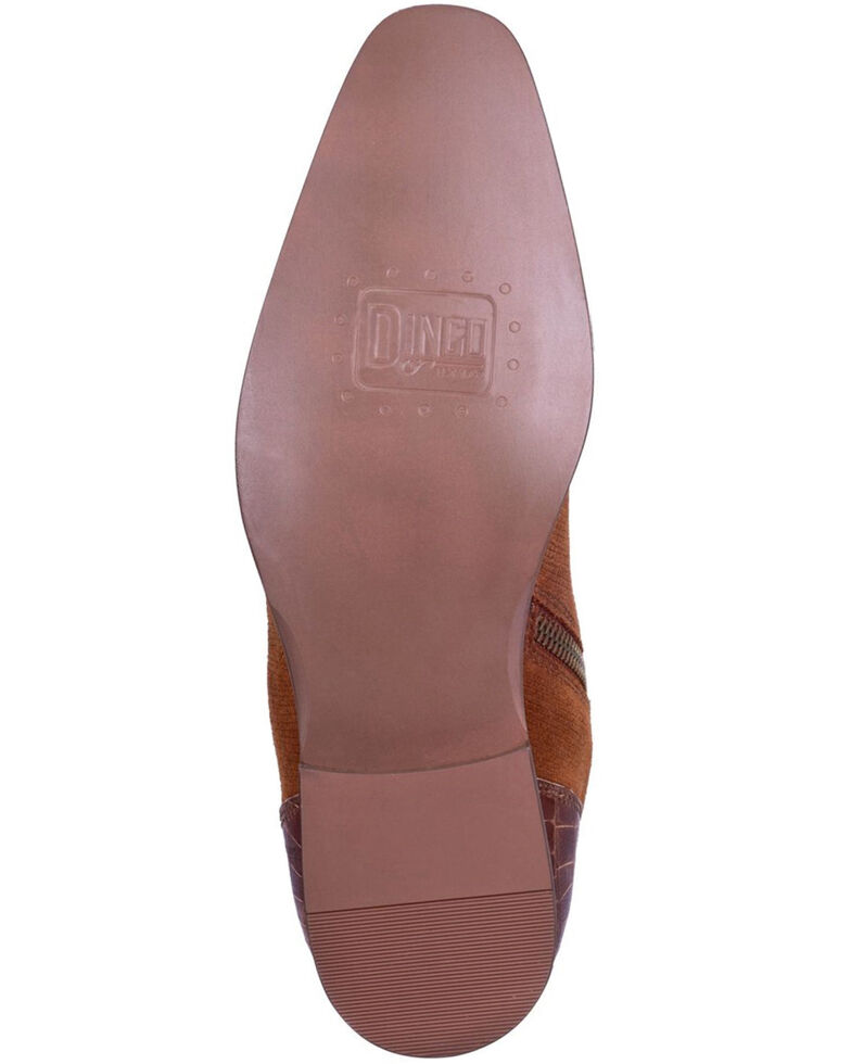 Dingo Men's Dunn Chukka Boots - Round Toe, Brown, hi-res