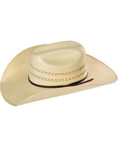 2a3eeebc20a10 Resistol Men s Childress Promo Straw Cowboy Hat