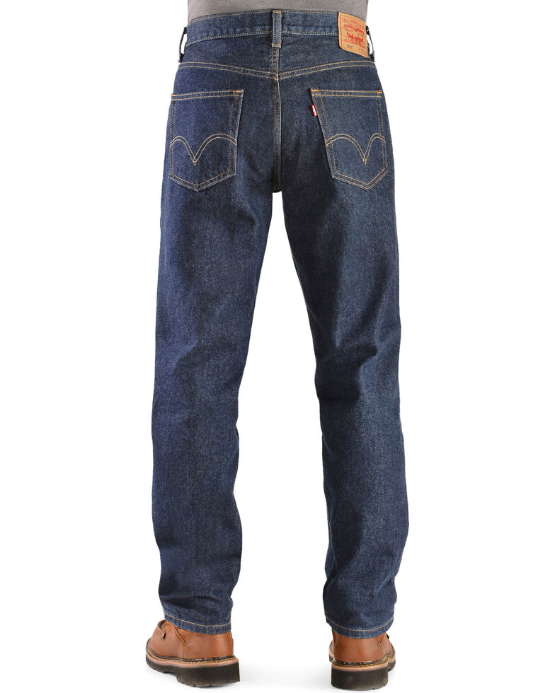 Levi's 550 Jeans - Prewashed Relaxed Fit, Rinsed, hi-res