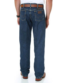 Wrangler Men's Premium Performance Jeans, Blue, hi-res