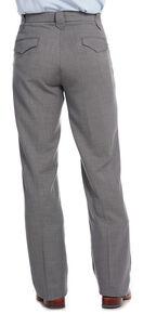 Circle S Men's Steel Ranch Dress Slacks, Steel, hi-res
