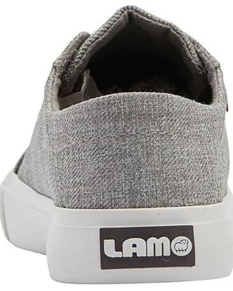 Lamo Footwear Women's Vita Casual Shoes - Round Toe, Grey, hi-res