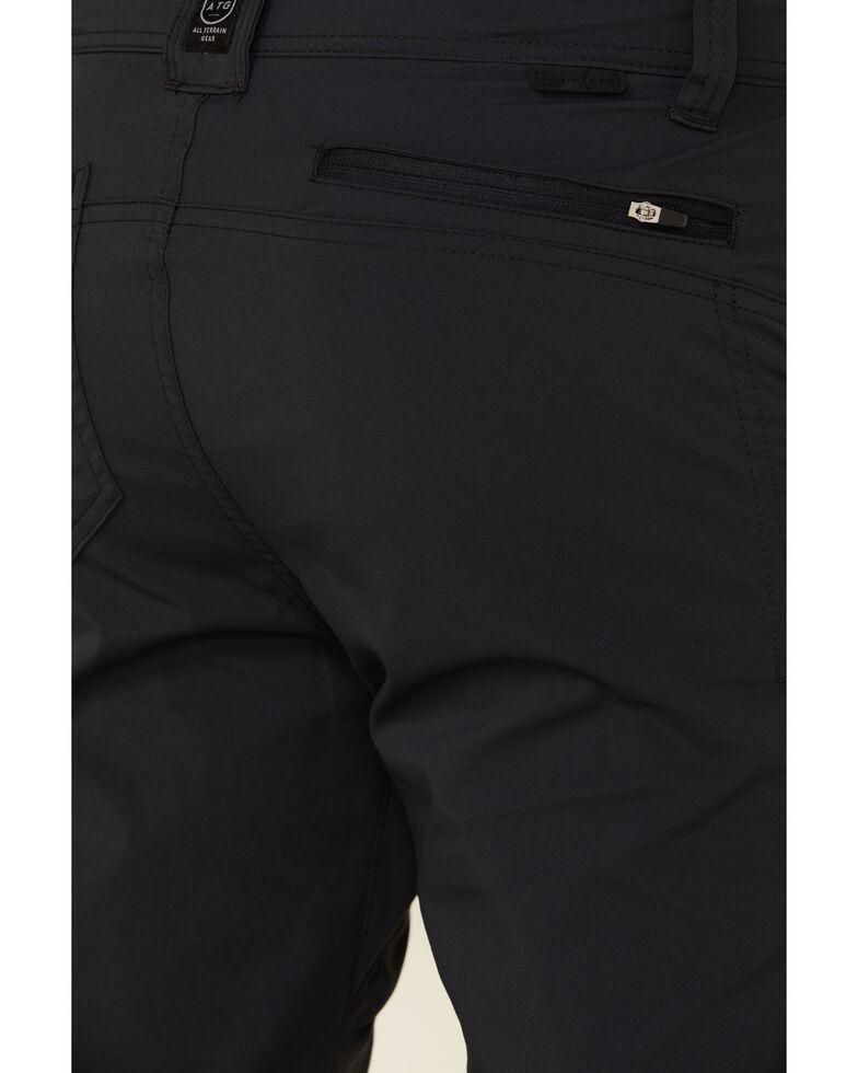 Wrangler ATG Men's Caviar Outdoor Convertible Trail Jogger Pants, Black, hi-res